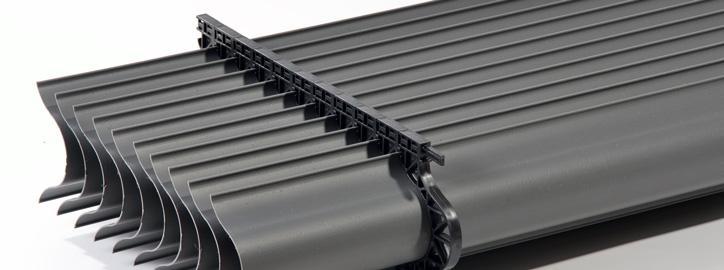 Technologie pro chladicí věže - Eliminátory