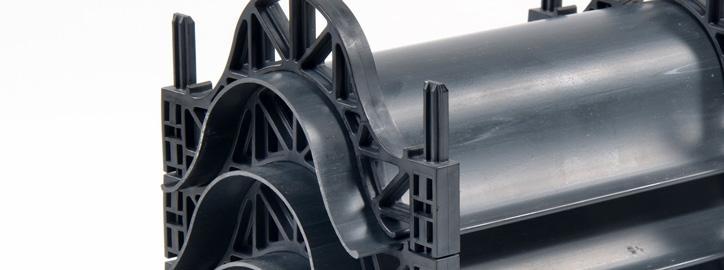 Technologie pro chladicí věže - Eliminátory - AOK 130 B