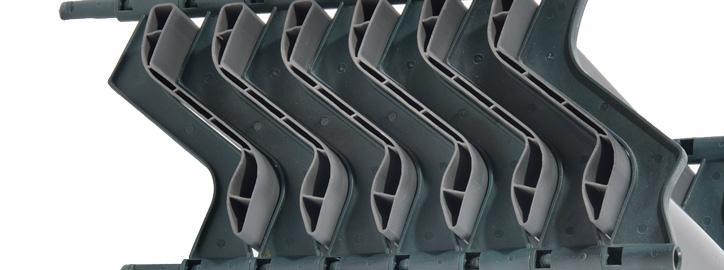 Technologie pro chladicí věže - Eliminátory - AOK 130 A