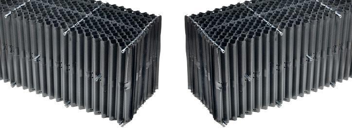 Technologie pro chladicí věže - Chladící výplně - Typ 22,5