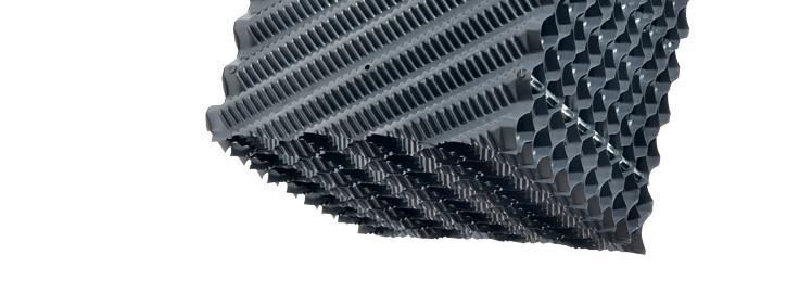 Technologie pro chladicí věže - Chladící výplně - Typ 23,5