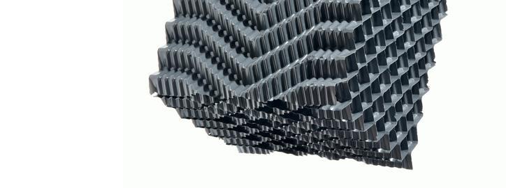 Technologie pro chladicí věže - Chladící výplně - Typ 30,0