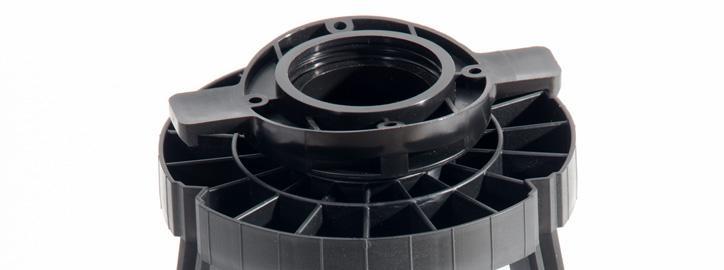 Technologie pro chladicí věže - Rozstřikovací trysky - RT 250